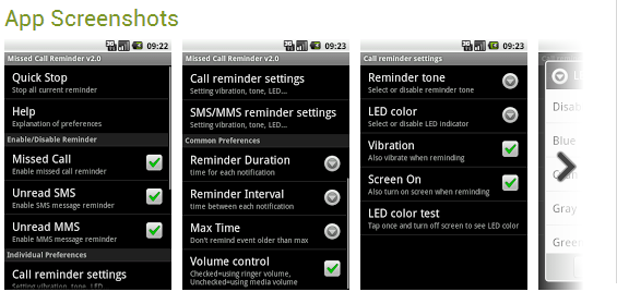 Missed Call Reminder - Android Apps on Google Play